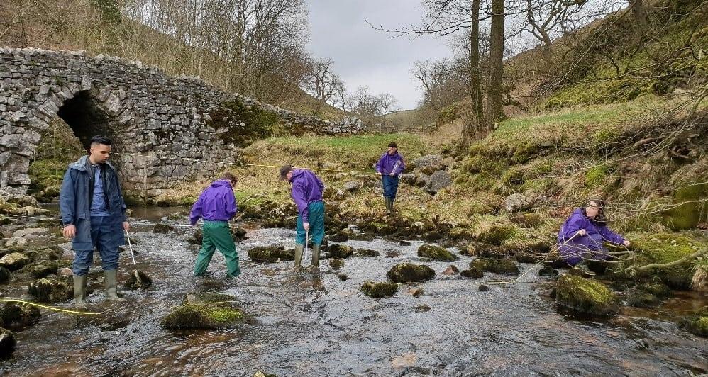 rivers fieldwork
